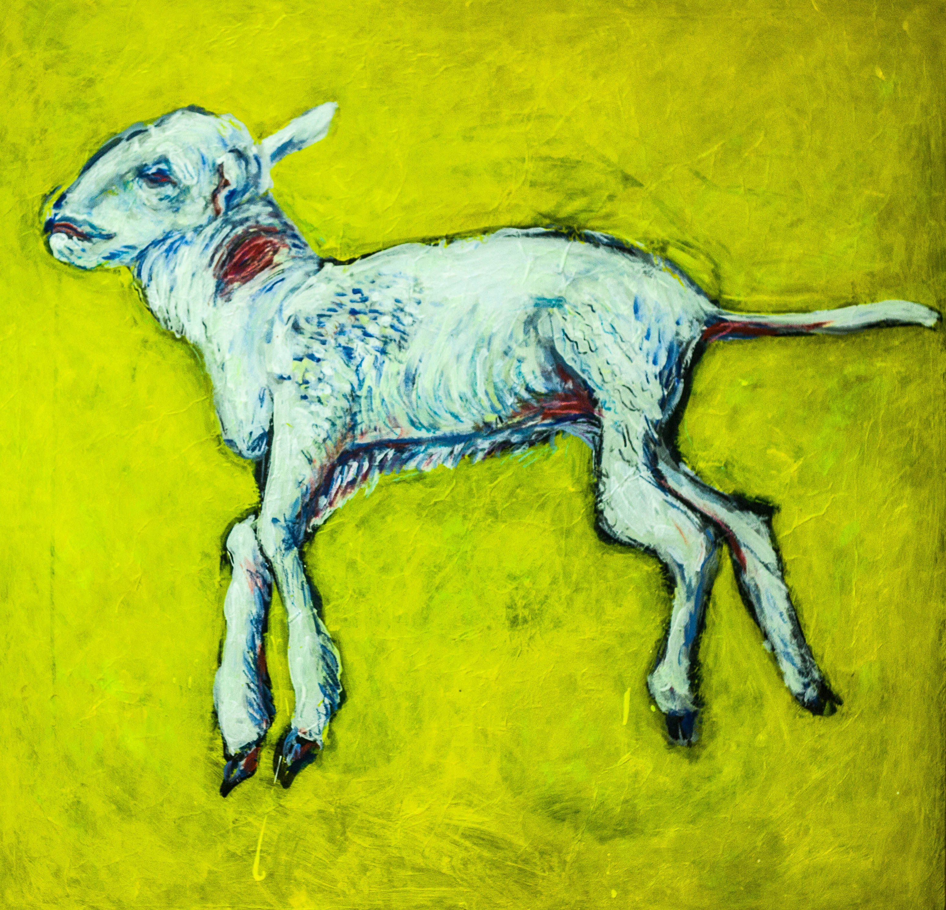 agneau de dieu