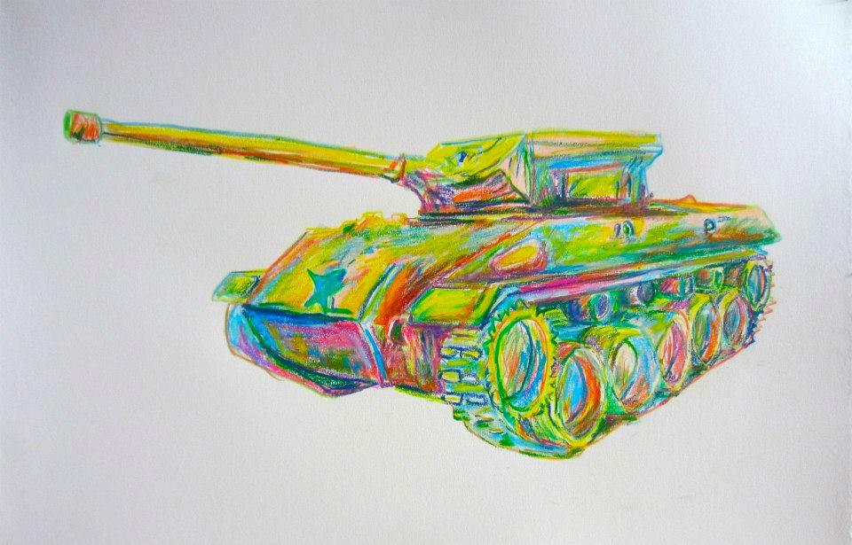 color tank