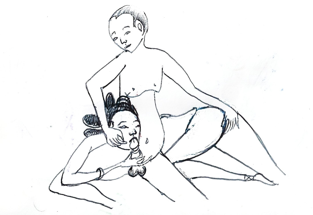 estamp pompadoux